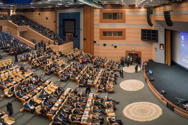 مراسم افتتاحیه کیش اینوکس 2018
