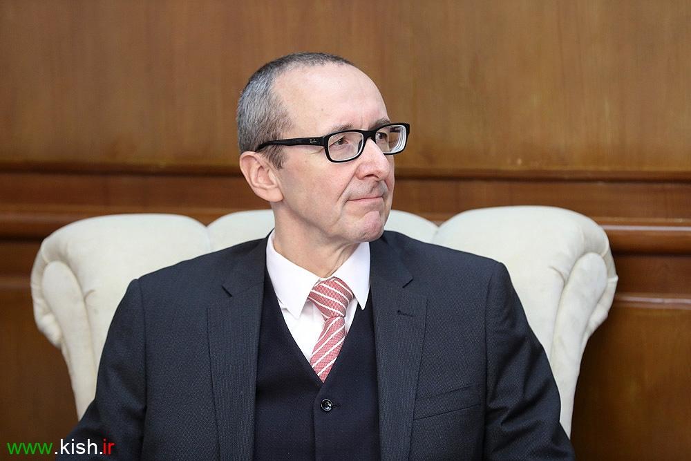 Austrian Ambassador in Kish